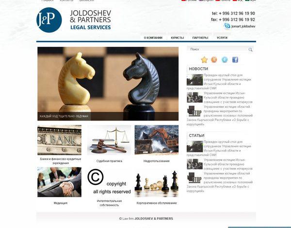 Joldoshev & Partners